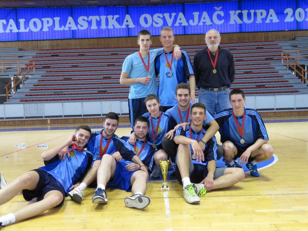 Pobednici prvog Maturantskog turnira 2017. godine