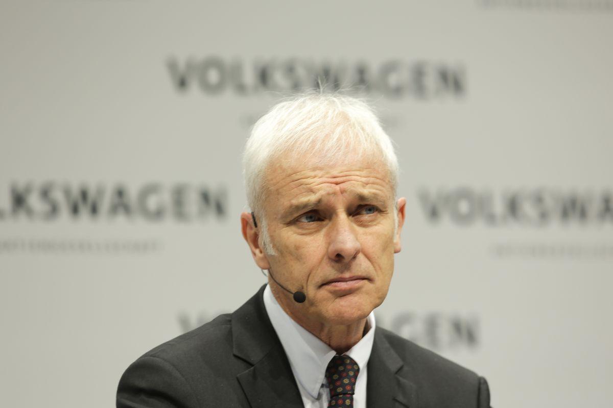 Шеф Фолксвагена обећао да ће фирма бити део решења о дизелу