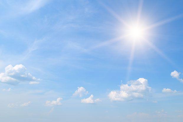 Претежно сунчано и мало топлије