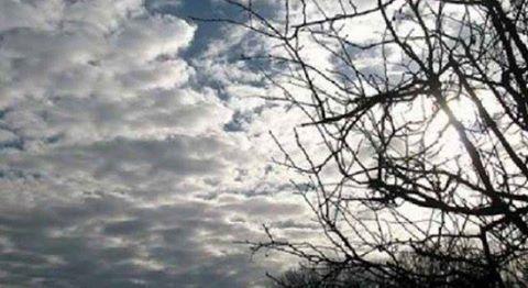Smenjivanje sunca,kiše i oblaka
