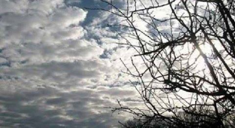 Danas promenljivo oblačno, uveče kiša i susnežica