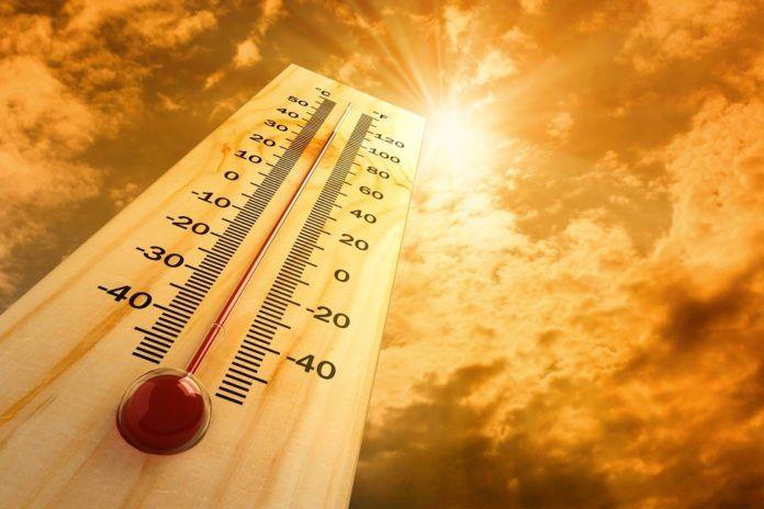 RHMZ upozorio na visoke temperature