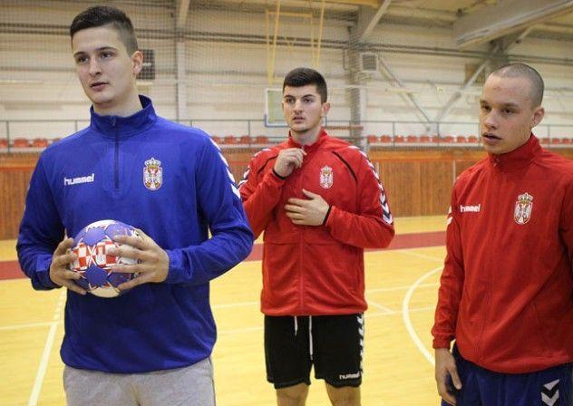фото: Спортски журнал (Воркапић први са десне стране)