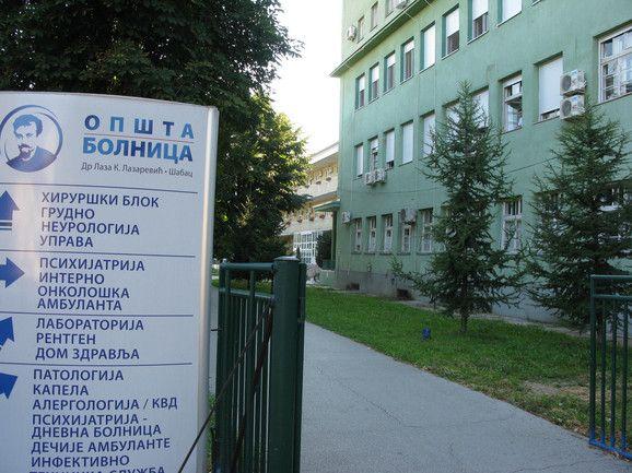 Мук у Шабачкој болници