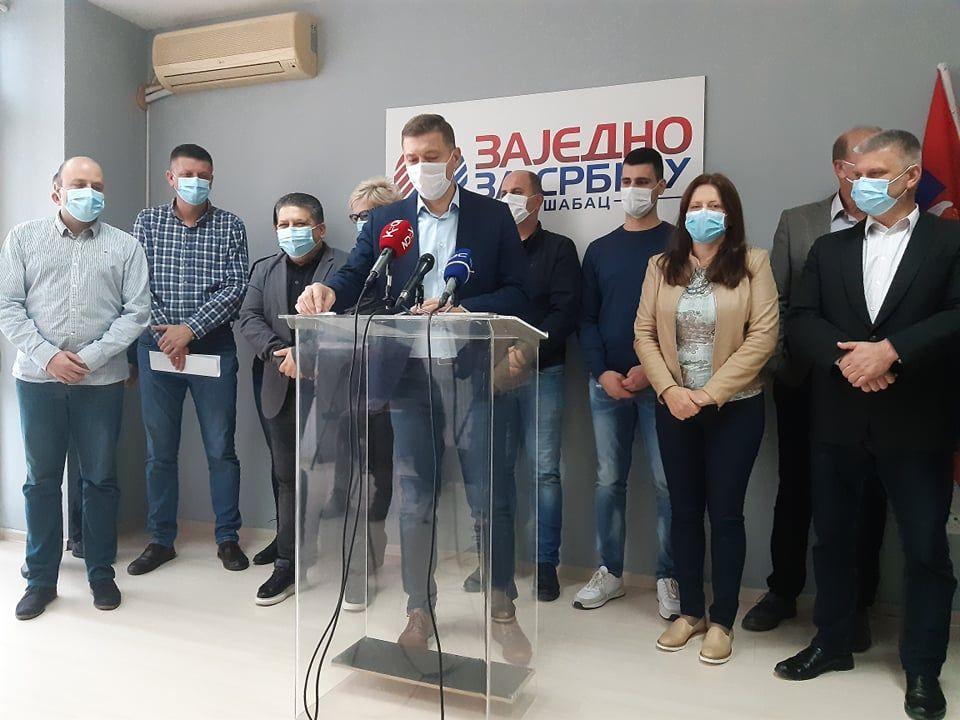 ZELENOVIĆ:  Institucije u Srbiji su postale  ispostave Srpske napredne stranke