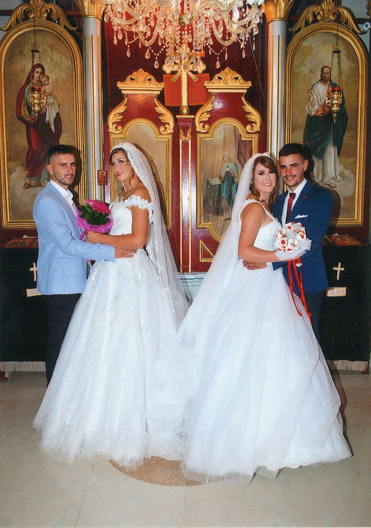 Braća svadbovala zajedno