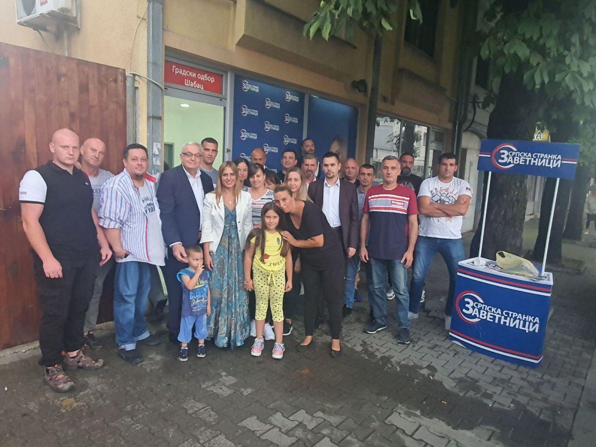 Srpska stranka zavetnici