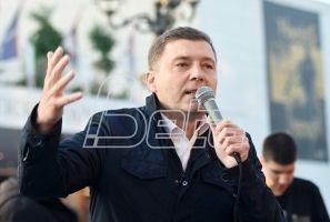 Zelenović: Sednica skupštine o Kosovu i Metohiji pokušaj da se uguše protesti