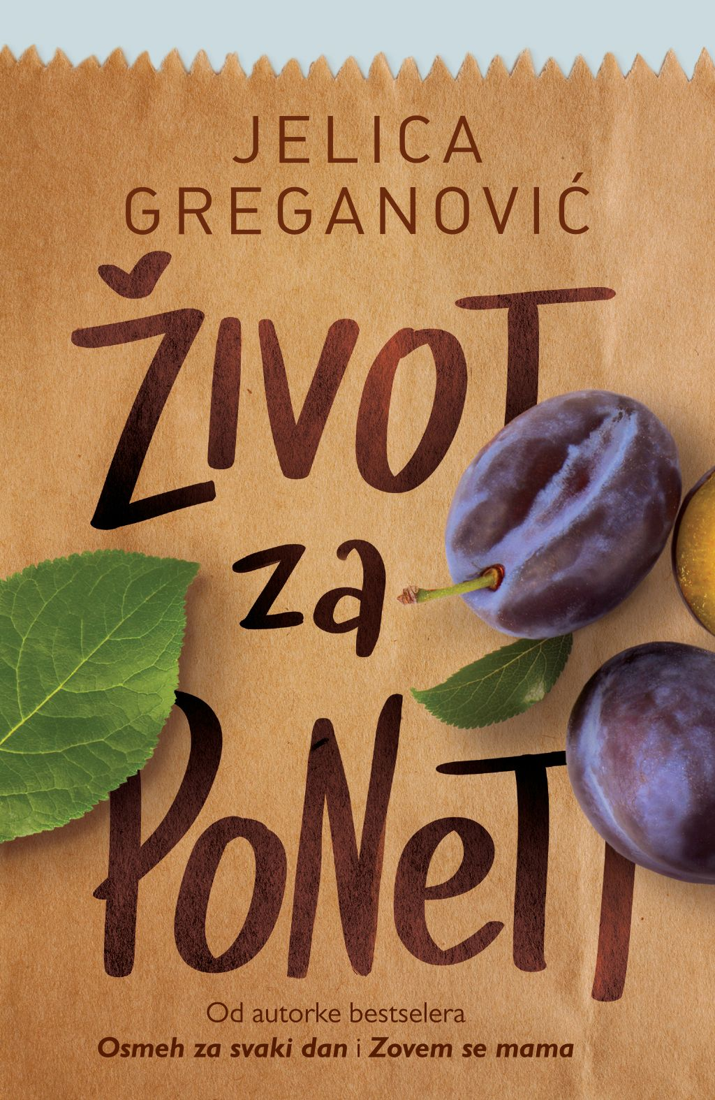 """Nova knjiga Jelice Greganović  """"Život za poneti"""" u prodaji"""