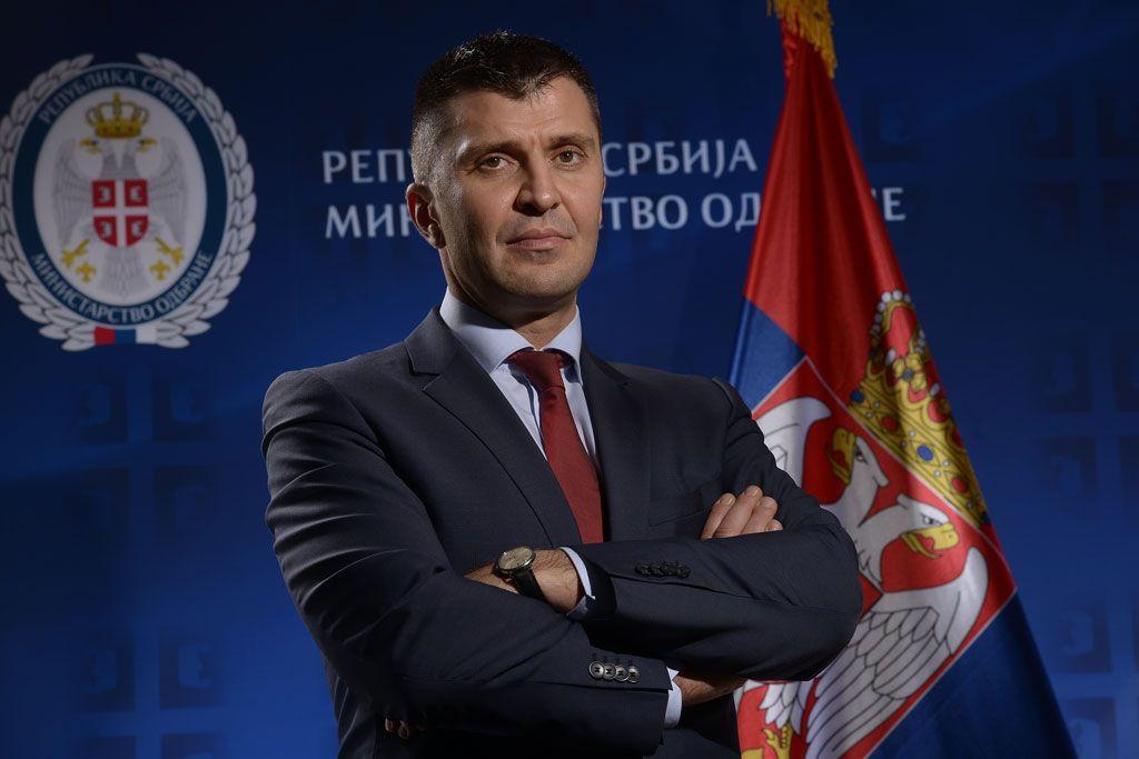 Ђорђевић: Стигло више од 600 пријава за рад на црно