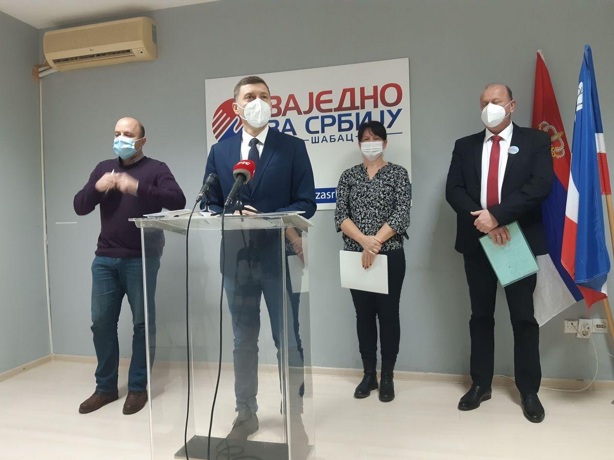 """Најоштрије осуде претњи  упућене главном и одговорном уреднику """"Подринских"""""""