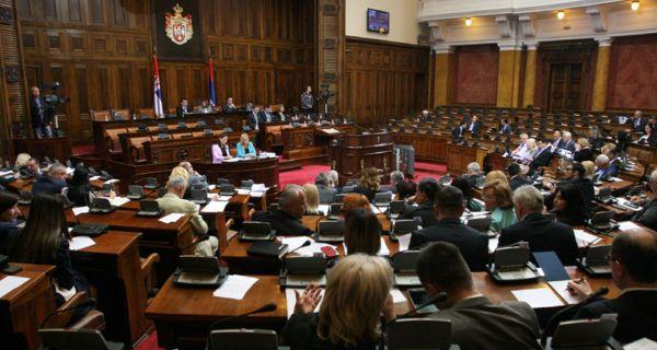 Почела седница Скупштине Србије, опозиција бојкотује