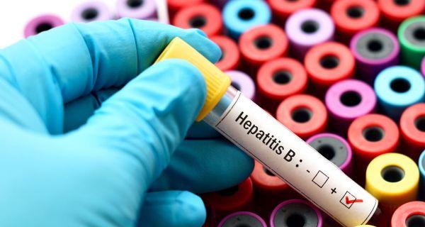 U 2018. pad broja slučajeva virusnih hepatitisa B i C
