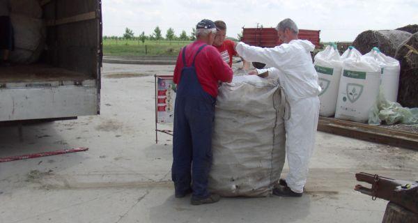 Besplatno preuzimanje ambalaže od pesticida