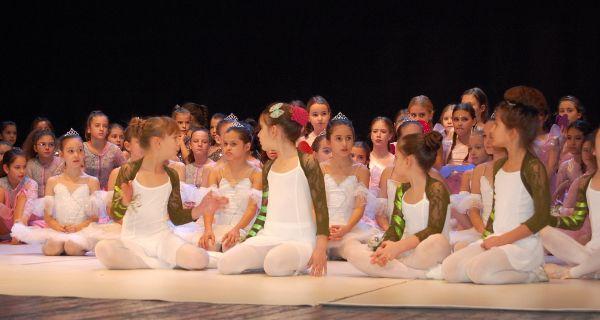 Такмичење балетских студија Србије