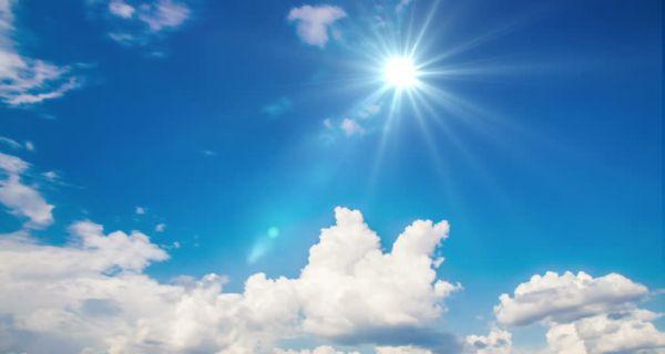 Sutra sunčano i toplo