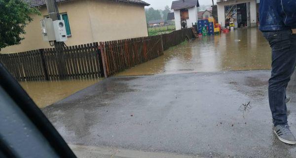 Vanredna situacija zbog obilnih padavina