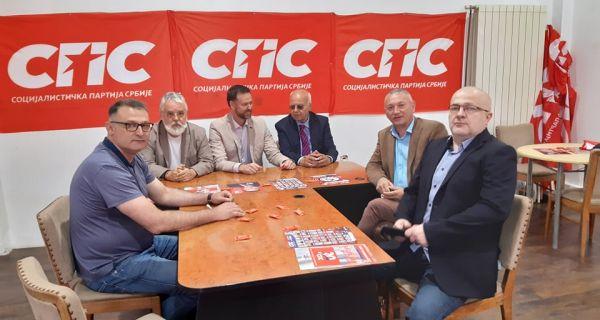 Тома Фила дао подршку Алекси Игњатовић у кандидатури за градоначелника