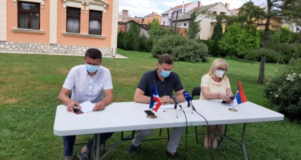 Zelenović: Situacija u gradu dramatična