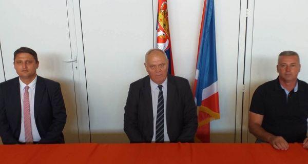Ilinčić na čelu opštine, Matić predsednik skupštine