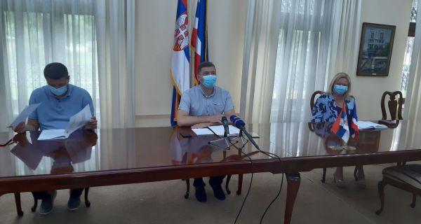 Zelenović: Hiljadu puta ponovljena laž u Šapcu neće postati istina