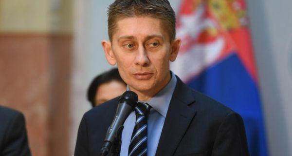 Martinović: Poslanici vlasti ostaju u Domu Narodne Skupštine da bi je čuvali