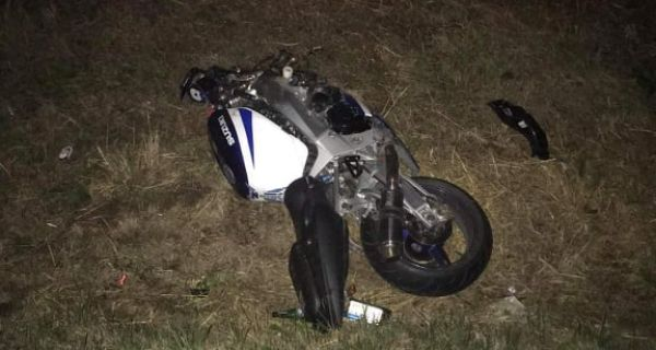 Тешко повређен мотоциклиста