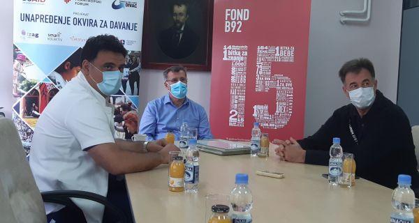 Мобилни рендген апарат дониран Општој болници