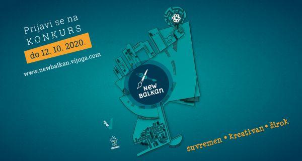Kombinart i Vijuga pozivaju umetnike da se prijave na konkurs za onlajn platformu Novi Balkan