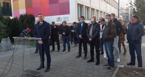 Zelenović: Lažni mandati i lažni organi