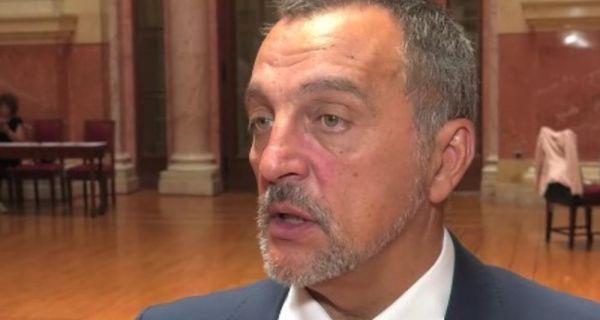 Živković: Protest će ići do Vlade, Slavije i nazad do Doma Narodne skupštine