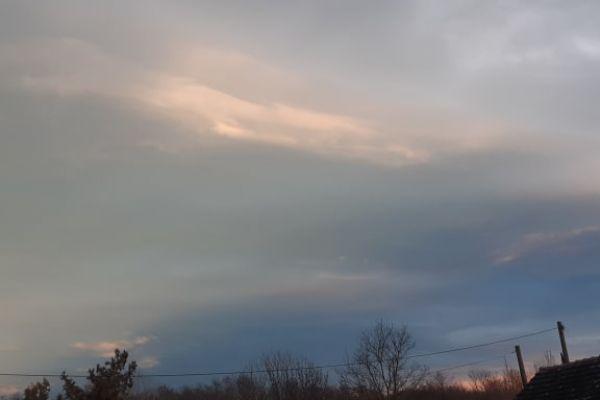 U Srbiji danas oblačno