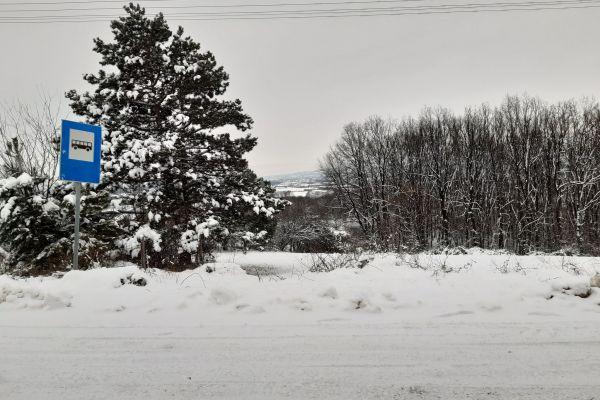 Сутра облачно и хладно, понегде са снегом