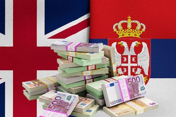 Потписан Споразум о партнерству, трговини и сарадњи Србије и Велике Британије