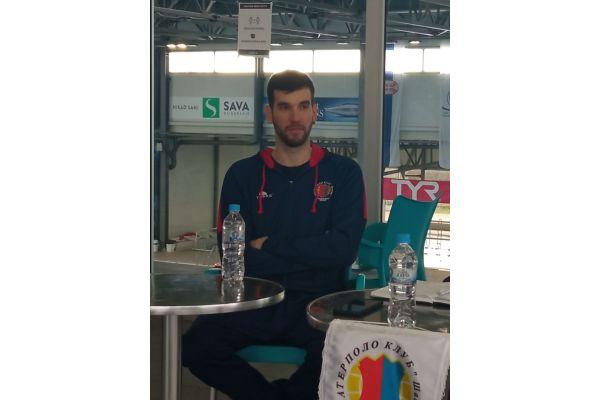 Вуксановић: Дошао сам како бих се борио за пехар