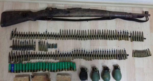 Заплењено оружје