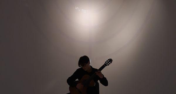 Одржан концерт гитаристе Алексе Шарчевића