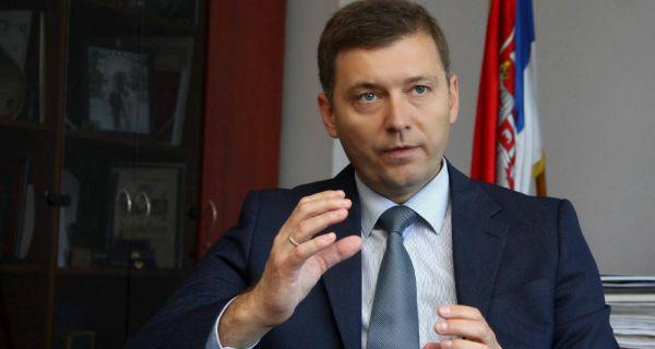 Saopštenje komandanta Štaba za vanredne situacije grada Šapca Nebojše Zelenovića