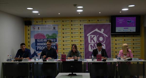 Алтернативни извештај о  положају и потребама  младих у Републици Србији  у 2021.
