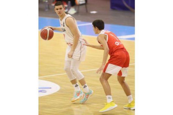 Andrej Mušicki - Šapčanin budućnost srpske košarke