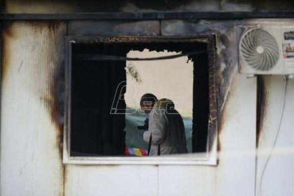 Tužilaštvo: Na obdukciju predato 14 preminulih u požaru u kovid centru u Tetovu
