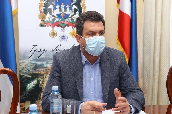 Čestitka gradonačelnika Šapca
