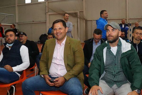 Председник Боксерског савеза Србије Ненад Боровчанин (фото: Глас Подриња)
