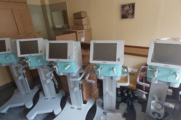 Savremeni respiratori za šabačku bolnicu