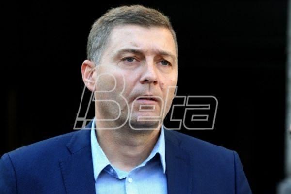 Зеленовић: Реалан само заједнички председнички кандидат опозиције