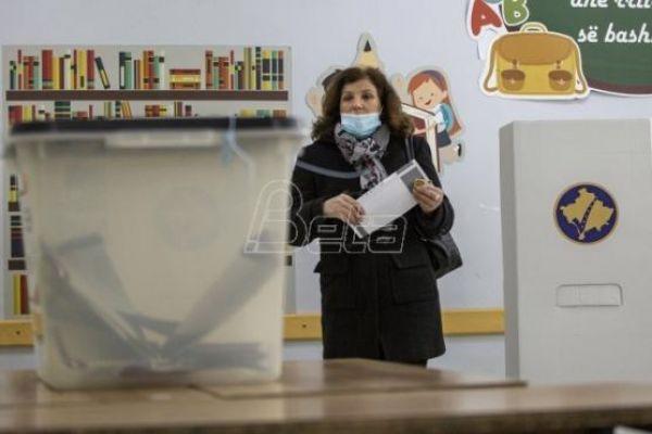Завршено гласање на локалним изборима на Косову