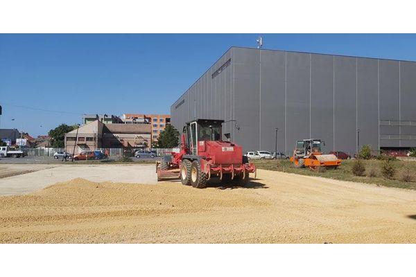 Završeni radovi na uređenju parkinga Opšte bolnice Šabac