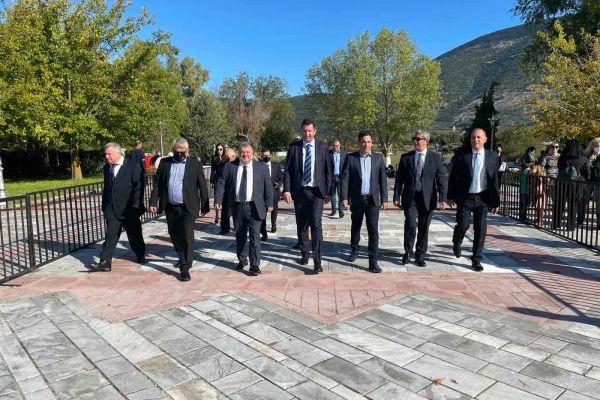 Delegacija Šapca u poseti Argostoliju