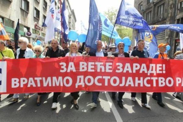 Pavićević: Sindikati u neprijateljskom okruženju