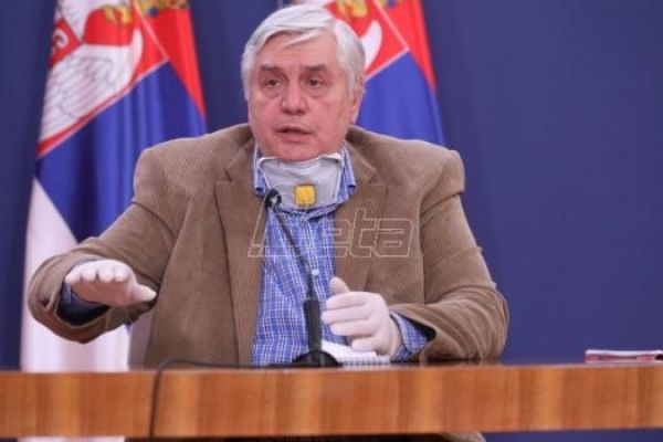 Tiodorović: Povećanje broja vakcinisanih protiv korona virusa ili nove mere